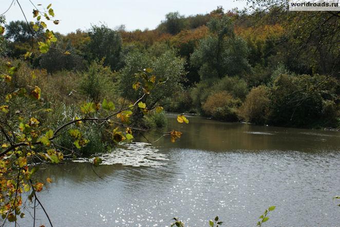 Река Кундрючья