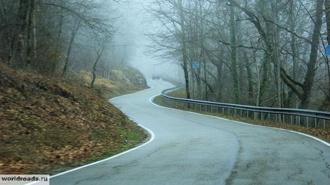 Дорога на Ахун