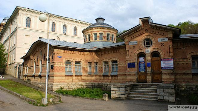 Пятигорск Ермоловские ванны