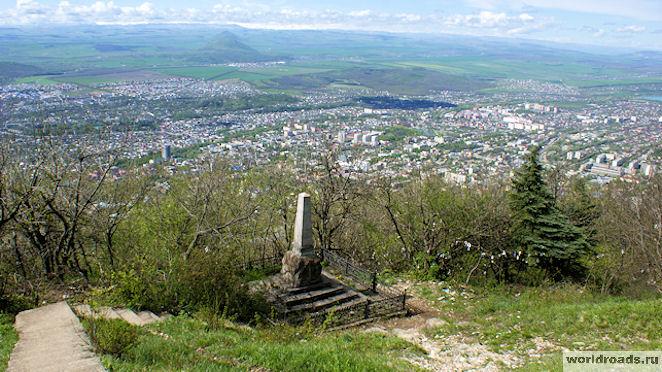 Пятигорск могила Пастухова