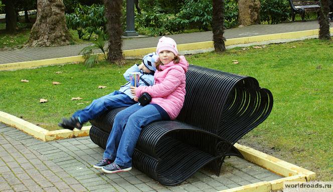 Ривьера парк