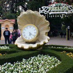 Парк Ривьера Сочи в марте
