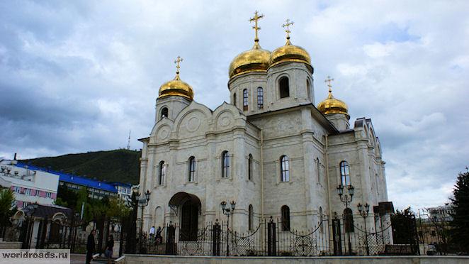 Пятигорск Спасский собор