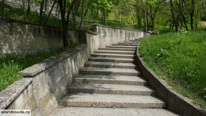 Пятигорск Емануелевский парк