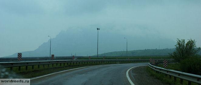 Дорога на Кавминводы