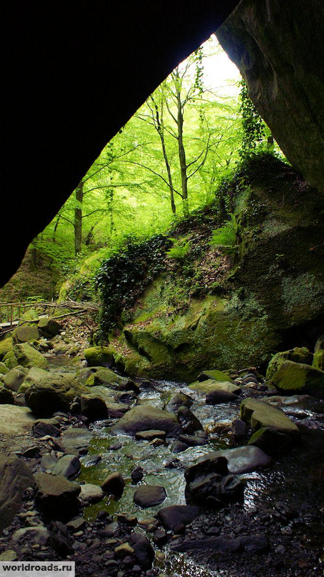 Волконское ущелье