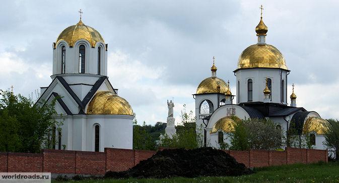 Самая большая статуя Христа в России