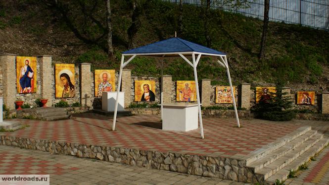 Монастырь на Бештау
