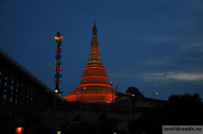 Пагода Уппатасанти Нейпьидо