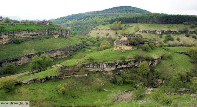 Ольховское ущелье Кисловодск