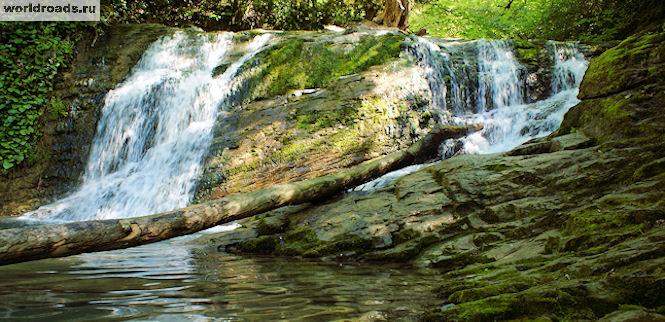 Ореховские водопады