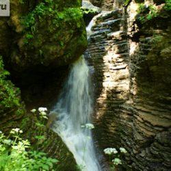 Достопримечательности Адыгеи: Водопады Руфабго