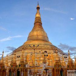 Шведагон – золотая пагода Мьянмы
