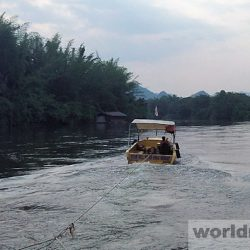 Путешествие на реку Квай в Таиланде