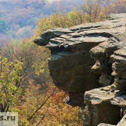 Путешествия по Ростовской области: Донлесхоз, скалы…