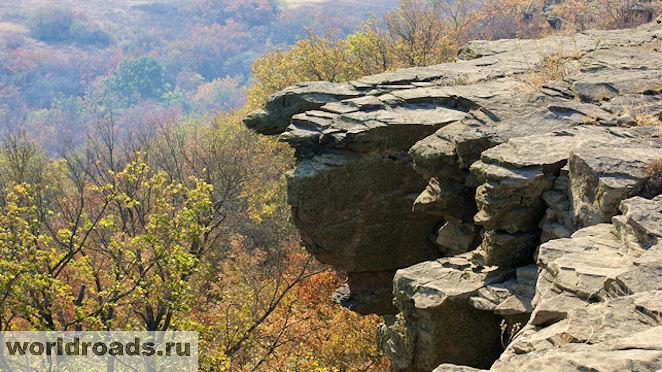 Прохоровские скалы