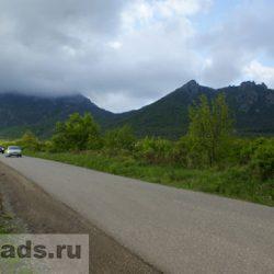 Кольцевая дорога вокруг горы Бештау – начало