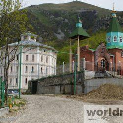 Свято-Успенский Второафонский монастырь Бештау