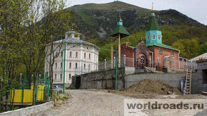 Второафонский монастырь Бештау