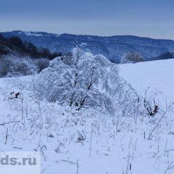 Верхние Голубые озера Кабардино-Балкарии