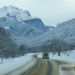 Новогоднее путешествие на Северный Кавказ