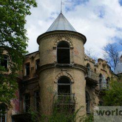 Дом с привидениями в Пятигорске: Дача Эльзы