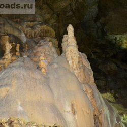 Новоафонская пещера: это надо видеть!