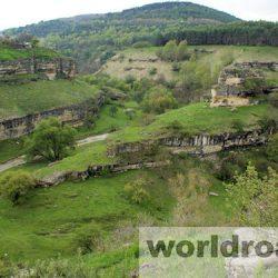 Достопримечательности Кисловодска: Лермонтовская скала