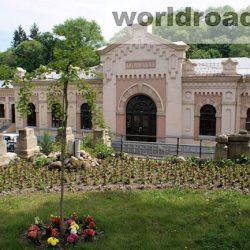 Вокзал Кисловодска – очарование старины