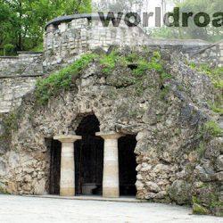 Достопримечательности Пятигорска: Грот Дианы