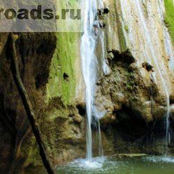 Большой Геленджик: Гебиусские водопады