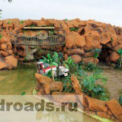 Парк Юрского периода в Джубге – отзыв о посещении