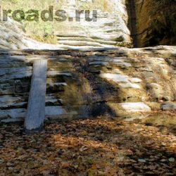 Осеннее путешествие к Цегельскому водопаду