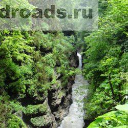 Гуамское ущелье – Краснодарский край, Апшеронский район