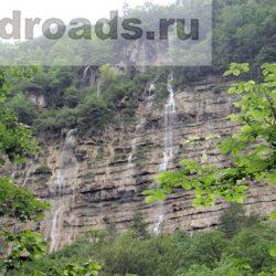 Водопады Гуамского ущелья