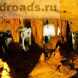 Пещера Нежная, звенящая (Лагонаки)