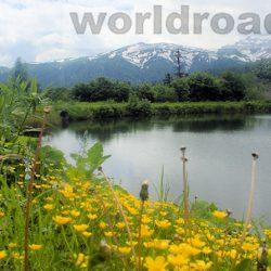 Адыгея в июне: снег и цветы