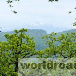 Гора Физиабго и святой источник