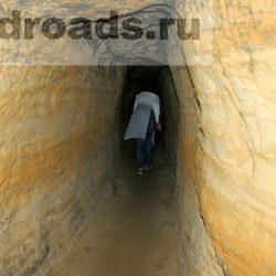 Подземный монастырь Михайло-Афонской пустыни