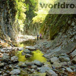 Мамедово ущелье: водопады и каньон