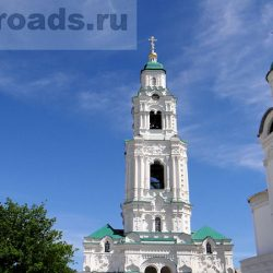 Прогулка по кремлю в Астрахани