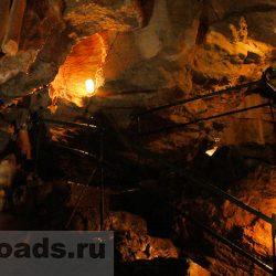 Ялтинская пещера на Ай-Петри