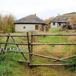 Место съёмки фильма «Тихий Дон» возле Вёшенской