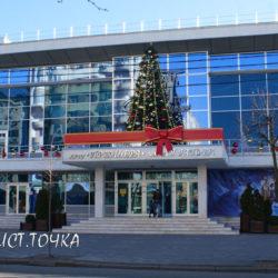 Прогулки зимой по Краснодару: от Невского собора до Гимназической