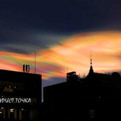 Перламутровые облака – редкое явление природы