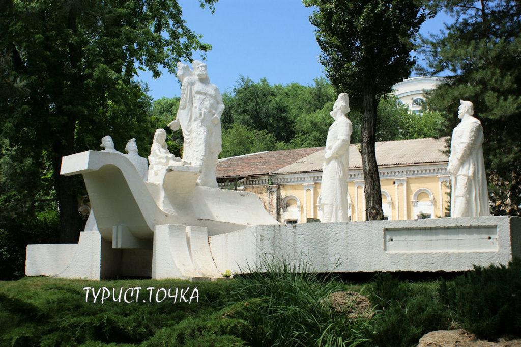 Памятник Степану Разину