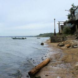 Богудония, рыбацкий района Таганрога, который многие называют трущобами: ожидания и реальность