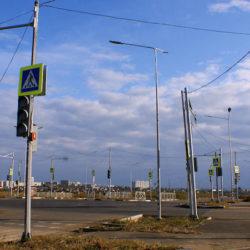 Удивим Книгу рекордов Гиннесса: на одном перекрёстке Ростова-на-Дону установлено 23 светофора